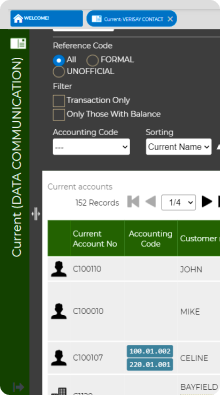 Manage Your Current Accounts From A Single Point