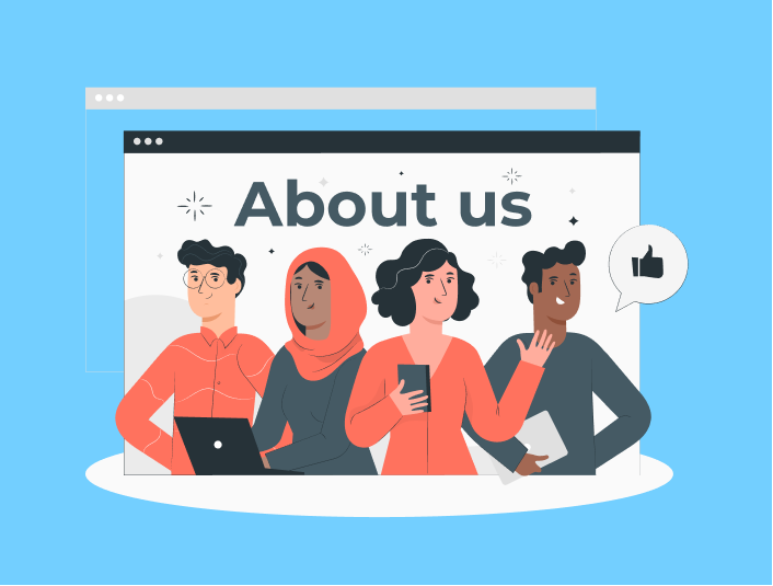 """How should the """"About Us"""" Page be Prepared?"""