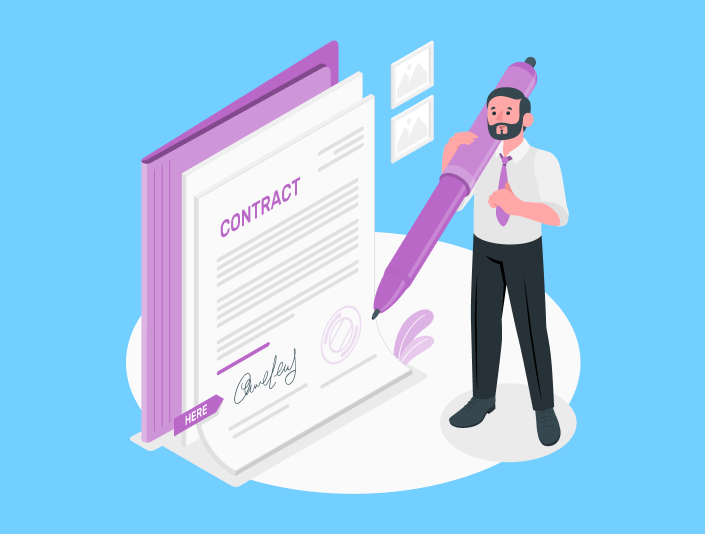 What is a Distance Sales Contract?